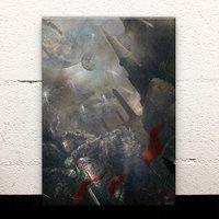 Ulitimate Weapon of the Kingdom Acrylic Art Board