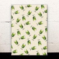 Melon Soda Acrylic Art Board