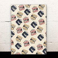 Macarons (Patterned) Acrylic Art Board