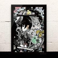 Heavenly River Acrylic Art Board