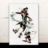 Magic Show Acrylic Art Board