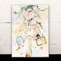 Dolls, Stars & Daydreams Acrylic Art Board