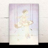 Stardust Swing Acrylic Art Board