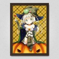 """Poster: kuuuu's """"Happy Halloween"""""""