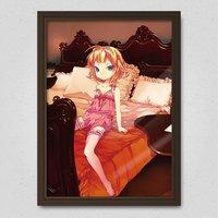A Melancholy Princess Poster