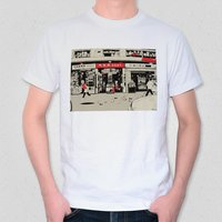 "Illustrated T-Shirt: nihohe's ""20"""