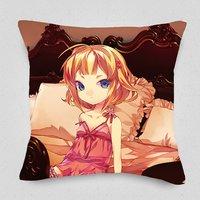 A Melancholy Princess Cushion Cover
