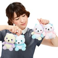 Yume-Kawa Panda no Aka-chan Plush Collection (Ball Chain)