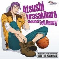 TV Anime Kuroko's Basketball Atsushi Murasakibara Solo Mini Album