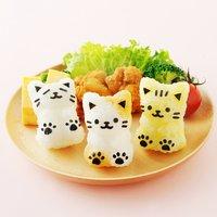 Komusubi Nyan Kitten Onigiri Tool Set