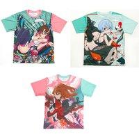 EVA STORE Original Sushio x Eva Rebuild of Evangelion T-Shirt Collection