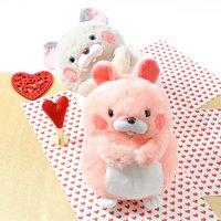 Plush Pairs: Rat & Rabbit