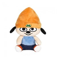 "Stubbins Parappa the Rapper Parappa 6"" Plush"