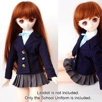 Libidoll JK School Uniform Blazer w/ Gray Skirt
