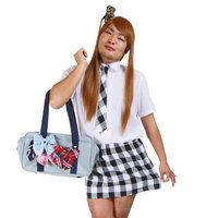 Josou Man Ikeike Cool Schoolgirl Men's Cosplay Outfit Set