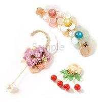 Handpicked Flower Accessory Set