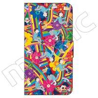 Osomatsu-san Textile Design Notebook-Style Smartphone Case