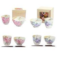 Hana Kaori Mino Ware Gift Sets
