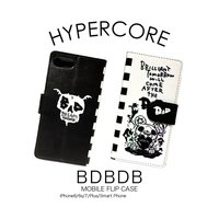 HYPER CORE BDBDB Mobile Flip Case