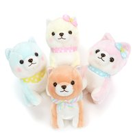Mameshiba San Kyodai Funwari Yume no Kuni Vol. 2 Dog Plush Collection (Jumbo)