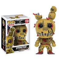 Pop! Games: Five Nights at Freddy's - Springtrap