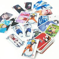 Naruto Shippuden Pierrot 30th Anniversary Playing Cards