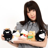 Hige Manjyu Gohan Cat Plush Collection (Standard)