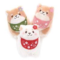 Chuken Mochi Shiba Girls Oshare Plush Collection
