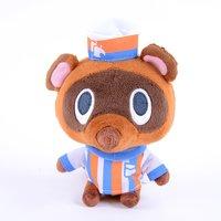 "Timmy Convenience Store Clerk 5 Plush | Animal Crossing"""