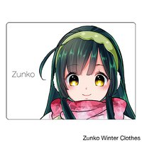 Tohoku Zunko Mouse Pads