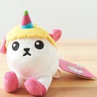 Mameshi-Pamyu-Pamyu Unicorn Plush Charm