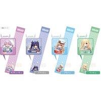 Hyperdimension Neptunia Chibi Character Muffler Towels