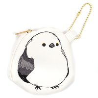 FLAPPER Shima-chan the Long-Tailed Tit Coin Case