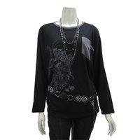 Ozz Croce Bicolor Pocket Long Sleeve T-Shirt