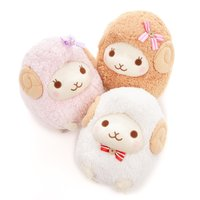 Fuwa-moko Natural Wooly Sheep Big Plush Collection