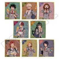 My Hero Academia Doughnuts Mini Shikishi Art Board Collection Box Set