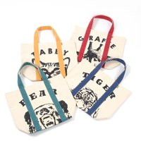 Misfits Mini Star & Heart Motif Animal Tote Bags