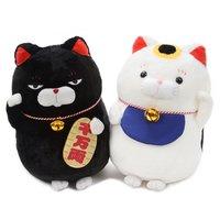 Hige Manjyu Manekineko Cat Plush Collection (Big)