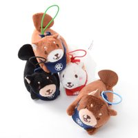 Chuken Mochi Shiba Piyon Dog Screen Cleaning Mini Plush Collection