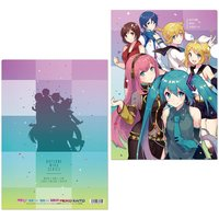 Vocaloid Clear File Folders