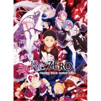 Re:Zero -Starting Life in Another World- Key Art Premium Wall Scroll