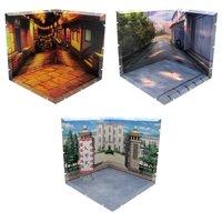 Dioramansion 150: Jiufen/Behind the School Gymnasium/School Front Gate