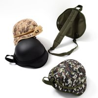 Helmet-Shaped Backpacks