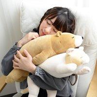 Marshmallow Animal Hug Pillows
