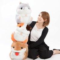 Coroham Coron no Otomodachi Hamster Plush Collection (Big)