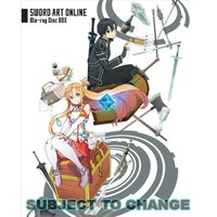 Sword Art Online Blu-ray Box Set
