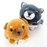 Mameshiba San Kyodai Tsumikko Dog Plush Collection Vol. 3 (Standard)