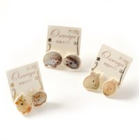 Osewaya Cute Realistic Animal Earrings