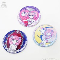 LISTEN FLAVOR 2017 Menhera-chan Collaboration Vol. 2: Tin Badge