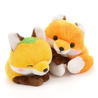 Kogitsune Konkon Plumed Tail Fox Big Plush Collection